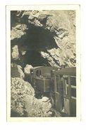 74 SAINT GERVAIS LES BAINS TRAIN CHEMIN DE FER GLACIER TUNNEL PHOTO MAUDAMEZ HAUTE SAVOIE - Saint-Gervais-les-Bains