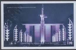Exposition Coloniale Paris 1931 - Section Métropolitaine Palais EST La Nuit - N° 2005F - Voir 2 Scans - Ausstellungen