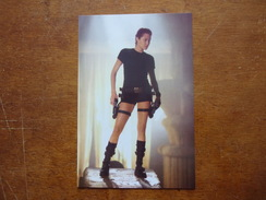 Photocards LARA CROFT TOMB RAIDER N° 15 - Sonstige