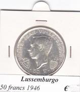 LUSSEMBURGO   50 FRANCS   ANNO 1946  COME DA FOTO - Lussemburgo