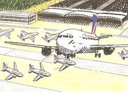 France - Entier Postal - 1992 - Aéropostale, 2778-cp1 Neuf - Postal Stamped Stationery