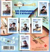 France. Bloc Année 2010 Les Pionniers De L'aviation No F4504 N** - Neufs