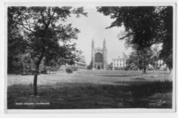 CAMBRIDGE King's College - Cambridge