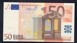 50 € Italia Draghi S J092G5 FDS  UNC DA MAZZETTA  Cod.€.259 - 50 Euro