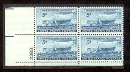 1948 - U.S. # 958 - Block Of 4 - Mint VF/NH - United States