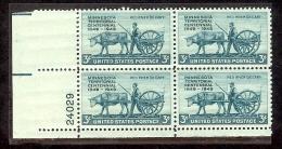 1949 - U.S. # 981 - Block Of 4 - Mint VF/NH - United States