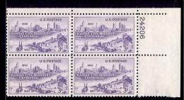 1950 - U.S. # 994 - Block Of 4 - Mint VF/NH - United States