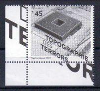 Deutschland 'Topographie Des Terrors' / Germany 'Topography Of Terror Museum Berlin' **/MNH 2017 - Unused Stamps