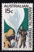 AUSTRALIEN ANTARKTIS GEBIET Mi. Nr. 14 O (A-4-38) - Territorio Antartico Australiano (AAT)