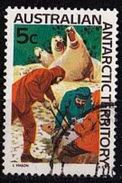 AUSTRALIEN ANTARKTIS GEBIET Mi. Nr. 11 O (A-4-38) - Territorio Antartico Australiano (AAT)