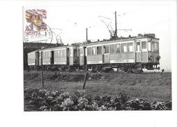 17044 - Carte Maximum Suisse Train UOe Ueberfuhrzug Depot Uster 1987 (format 10X15) - Trains