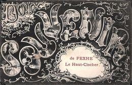 Doux Souvenir De Fexhe Le Haut Clocher (femmes, W V S...) - Fexhe-le-Haut-Clocher