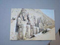 Abu Simbel Temples - Abu Simbel