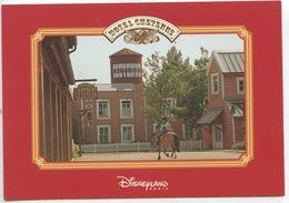 Disneyland Paris - Hotel Cheyenne (far West) Cp Vierge - Disneyland