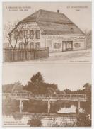 Origine Du Foyer St.Gall & L'ancien Pont Sur L'Ill Entre Brunstatt Et Diedenheim Le Lot - Otros Municipios