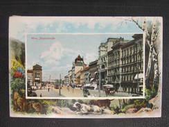 AK WIEN Praterstrasse 1910 //// D*26182 - Wenen