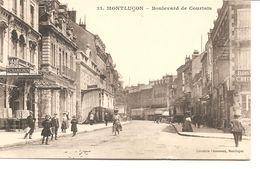 Montluçon - Boulevard De Courtais - Montlucon