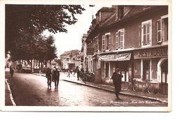 Montluçon - Rue Des Nicauds ( Carte Photo ) - Montlucon