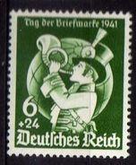 Deutsches Reich, 1941, Mi 762 **, Tag Der Briefmarke [090717XIX] - Deutschland