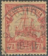 Afrique Orientale Allemande / Deutsch Ostafrika - N° 32 (YT) Oblitéré De Udjidji. - Colonia: Africa Orientale