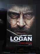 LOGAN Movie Film Carte Postale - Advertising