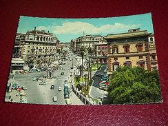Cartolina Roma - Via Veneto 1960 - Roma