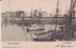 Blankenberge. Les Bassins. - Blankenberge