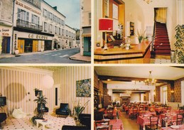 HOTEL LE GLOBE MULTIVUES  (dil305) - Hotels & Restaurants