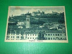 Cartolina Conegliano - Panorama 1940 Ca - Treviso