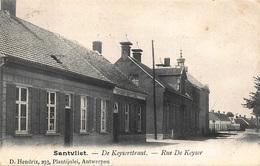 Zandvliet Berendrecht De Keyserstraat Rue De Keyser 1912 - Ohne Zuordnung