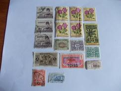 TIMBRE Afrique Valeur 9.00 € - Stamps