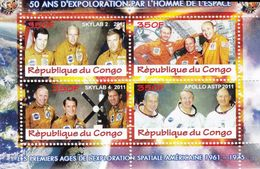 Congo 2011 USA Project Skylab 2,3,4  Team MS - Space