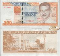 Cuba. 200 Pesos (Unc) 2015. Banknote Cat# P.NL [DLC.BN05260] - Cuba