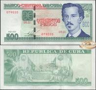 Cuba. 500 Pesos (Unc) 2015. Banknote Cat# P.NL [DLC.BN05261] - Cuba