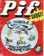Pif Gadget N°165 - Pif Gadget