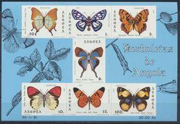 °°° ANGOLA - Y&T N°6 BF - 1981 MNH °°° - Angola