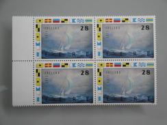 1989  Irlande Yvert 692 **  Bateaux  Ships Scott 754 Michel 689  SG 732 Voilier Whitbread - Neufs