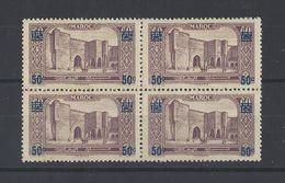 MAROC  .YT.  126 Neuf **  Timbres De 1923-27 Surchargés  1930-31 - Ungebraucht