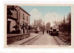 37-38 CIRAN Gare - France