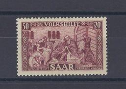 SARRE . YT  282  Au Profit Des Oeuvres Populaires 1950  Neuf ** - Unused Stamps