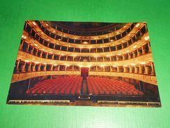 Cartolina Cesena - Interno Teatro Comunale A. Bonci 1960 Ca - Forlì