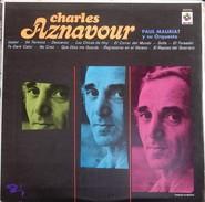 Charles Aznavour 33t. LP MEXIQUE *isabel* - Andere - Franstalig