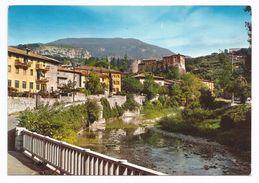 Trento,  Rovereto - Castello Di  Rovereto E Torrente Leno - Trento