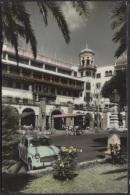 CPSM - LAS PALMAS - HOTEL SANTA CATALINA (voiture) - Edition Sicilia - La Palma