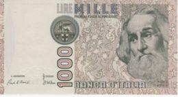 (B0697) ITALY, 1982. 1000 Lire. P-109a. UNC - 1000 Lire