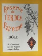 4443 - Dôle Réserve De L'ER(Ecole De Recrue)  DCA Payerne Suisse - Militaire