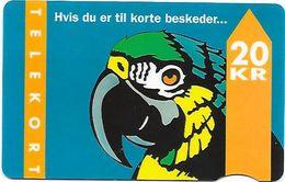 DANEMARK 20 KR - Danemark