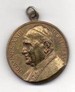 Italia - Medaglia Papa Giovanni XXIII° - Pont. Max - (MW184) - Altri