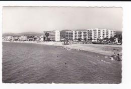 Cotè D'Azur - Cros - De - Cagnes - Les Nouveaux Immeubles Et La Promenade -  Form. Picc. -  Viagg - (4) - Cagnes-sur-Mer