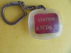 PC Porte Cléf Auto Voiture Automobile Station  ANTAR Aymes à BLAGNAC Tél : 85.83.21. Haute-Garonne - Porte-clefs
